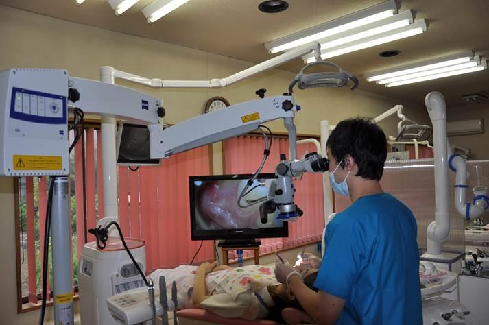 顕微鏡治療2
